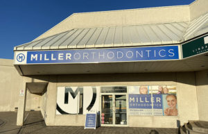 Miller Orthodontics Newmarket Outside