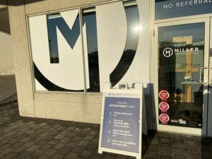 Miller Orthodontics Newmarket Outside