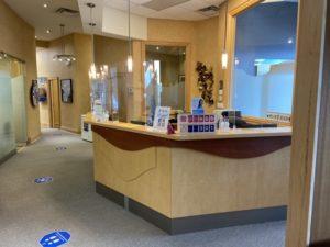 Miller Orthodontics Newmarket Front Desk