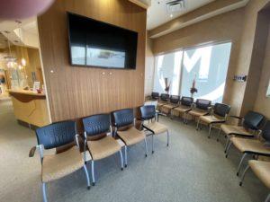 Miller Orthodontics Newmarket Seating