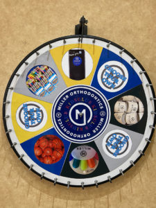 Miller Orthodontics wheel