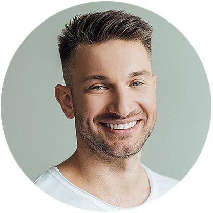 Young Man Miller Orthodontics